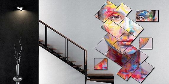 ALO360 gợi ý một số cách lắp đặt màn hình ghép tuyệt đẹp