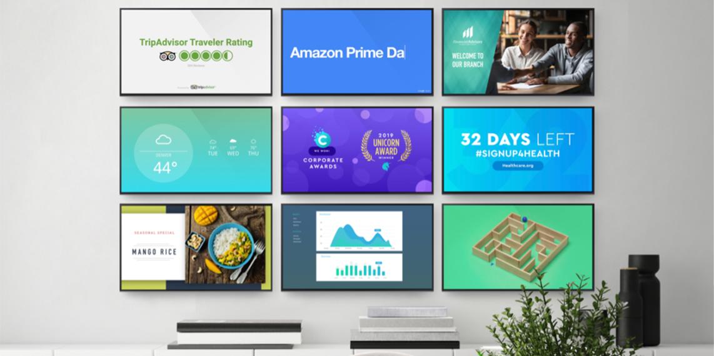 Màn hình quảng cáo LCD _ Tiêu chuẩn mới cho lĩnh vực trình chiếu