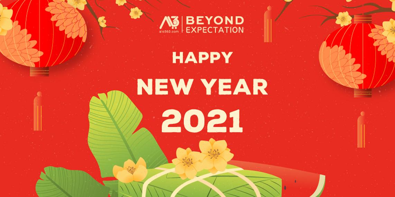 Công ty Cổ phần ALO360.COM chúc mừng năm mới Tân Sửu 2021