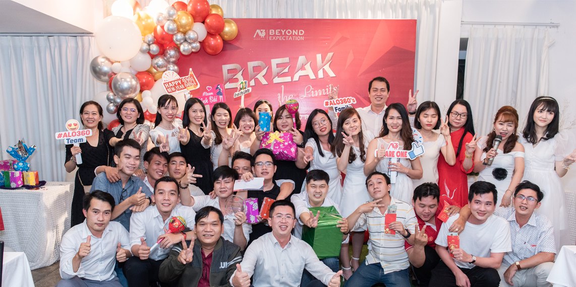 Year End Party 2020: Break The Limits - Bứt phá mọi giới hạn
